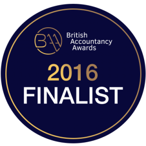 Taxfile are finalists in the British Accountancy Awards 2016